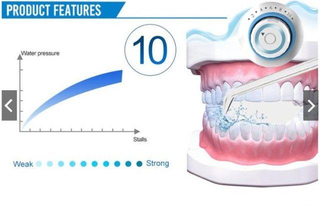 Irrigador Oral WaterPulse water flosser Dental Wp300g Limpeza Profunda - Foto 3