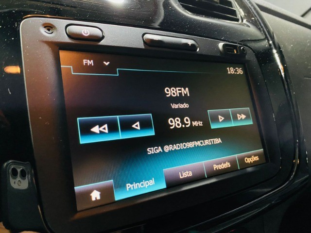 Sandero Zen 1.6 CVT Automático 2020 - Foto 14