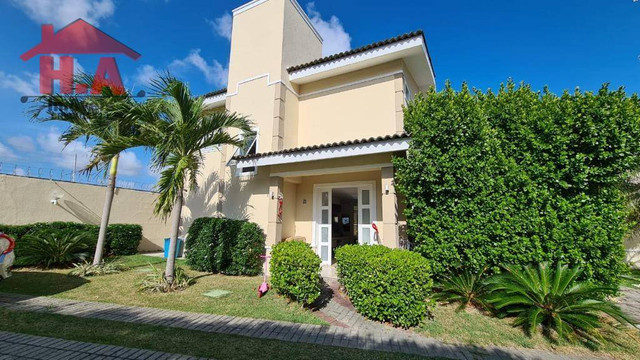 Casa com 3 dormitórios à venda por R$ 799.000 - Coité - Eusébio/CE