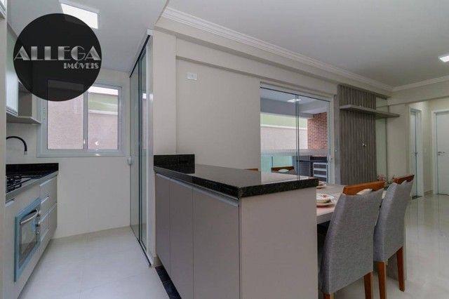 Apartamento com 2 dormitórios à venda, 59 m² por R$ 364.000,00 - Fanny - Curitiba/PR - Foto 4