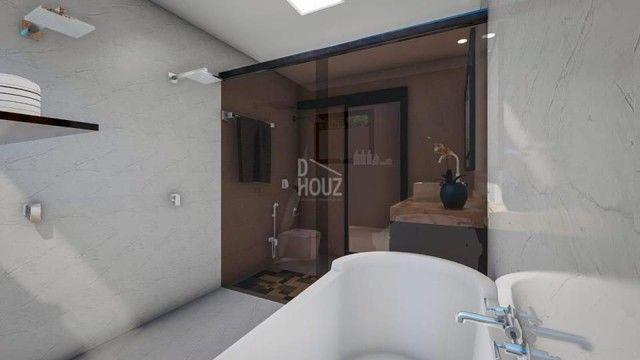 Casa com 4 suítes à venda, 342 m² por R$ 3.650.000 - Jardins Paris - Goiânia/GO - Foto 19