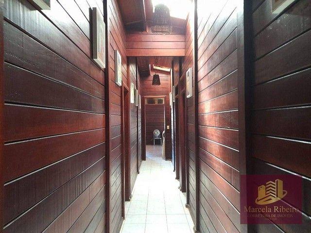 Casa com 3 dormitórios à venda, 279 m² por R$ 690.000,00 - Porto das Dunas - Aquiraz/CE - Foto 6