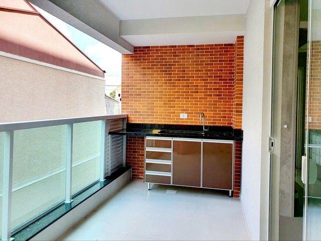 Apartamento de 2 dormitórios com uma suíte, 1 vaga coberta no Vila Fanny. Espaçosa sacada  - Foto 11