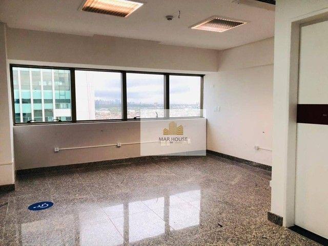 Sala, 353 m² - venda por R$ 3.003.000,00 ou aluguel por R$ 24.059,14/mês - Ilha do Leite - - Foto 3