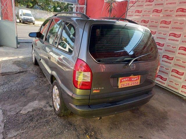 ZAFIRA 2011/2012 2.0 MPFI COMFORT 8V FLEX 4P AUTOMATICO - Foto 8