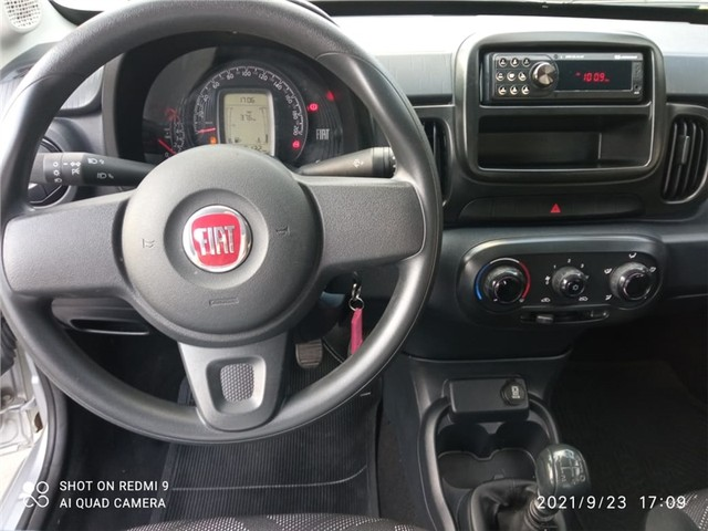 Fiat Mobi 2020 1.0 evo flex like. manual - Foto 11