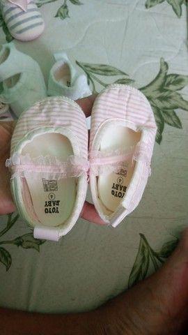 Sapatinhos de bebê - Foto 5