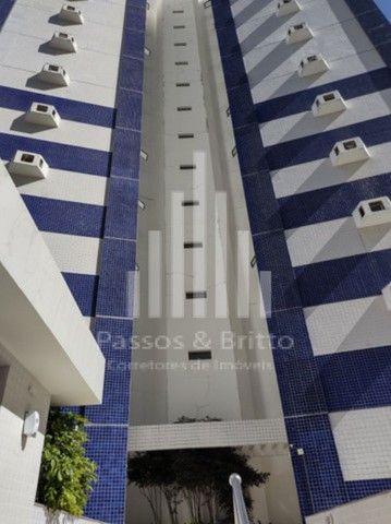 Apartamento 2 quartos , 1 suíte , nascente, varanda , armários, uma vaga de garagem, infra - Foto 2
