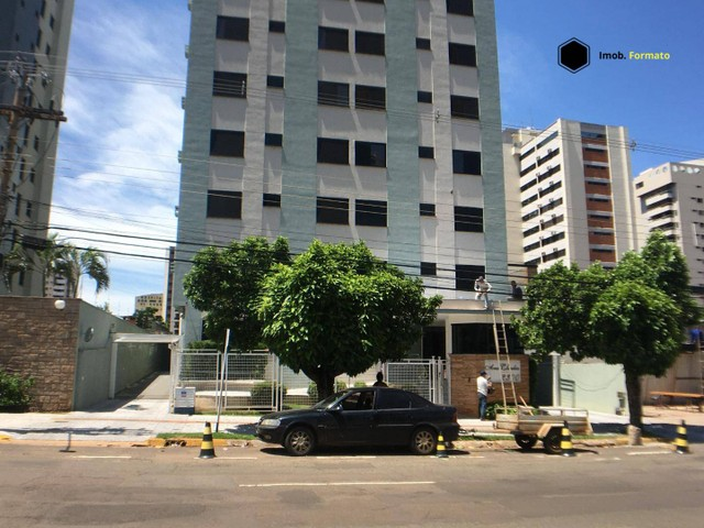 Apartamento para alugar, 70 m² por R$ 1.000,00/mês - Centro - Campo Grande/MS