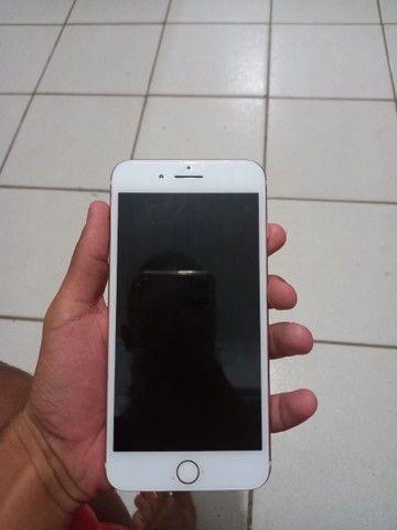 Vendo ou troco iPhone 7 Plus  - Foto 2