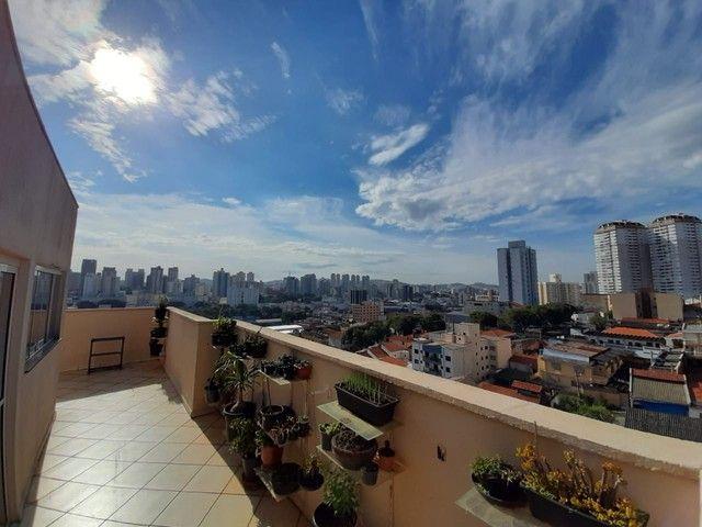 Apartamento cobertura Vila Lusitânia para venda possui 183 metros quadrados com 3 quartos - Foto 2