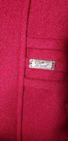 Casaco de lã 38 - Foto 2