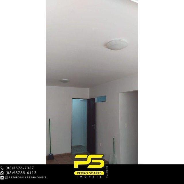 Apartamento com 3 dormitórios à venda, 103 m² por R$ 200.000 - Brisamar - João Pessoa/Para - Foto 13