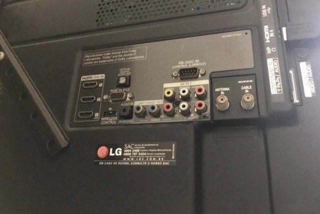Tv LG LCD   HD 42 polegada não possui smart - Foto 2