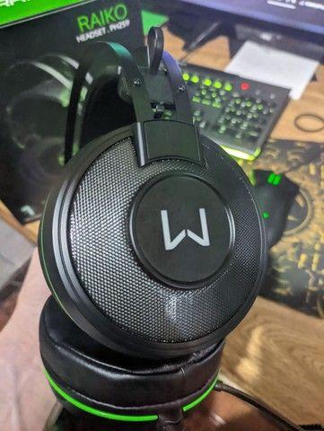 Headset Raiko  - Foto 3