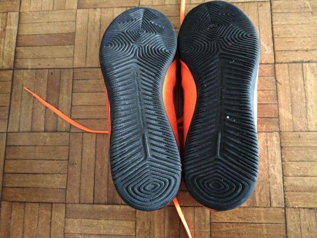 Chuteira de futsal Nike Mercurial zero - Foto 4