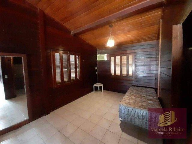 Casa com 3 dormitórios à venda, 279 m² por R$ 690.000,00 - Porto das Dunas - Aquiraz/CE - Foto 8