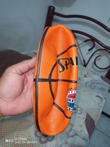 Bola de Basquete Pequena para Crianças (Frete Grátis) - Foto 2