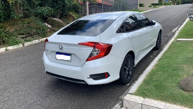 Honda Civic 2.0 exl cvt - Foto 4