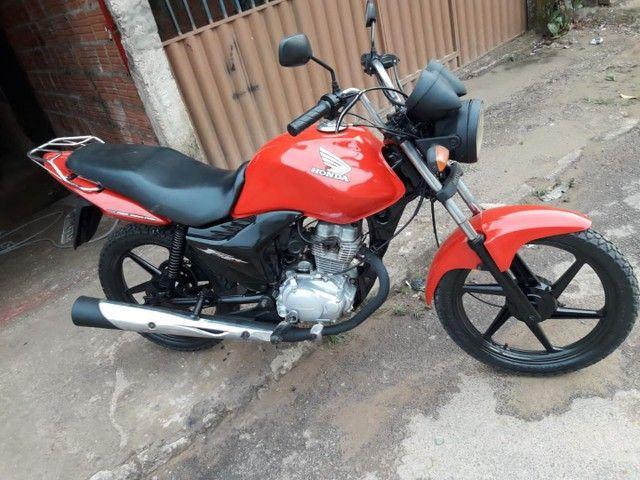 Vende-se essa moto 2010  - Foto 2