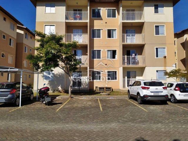 Apartamento à venda com 2 dormitórios em Uvaranas, Ponta grossa cod:4117 - Foto 2