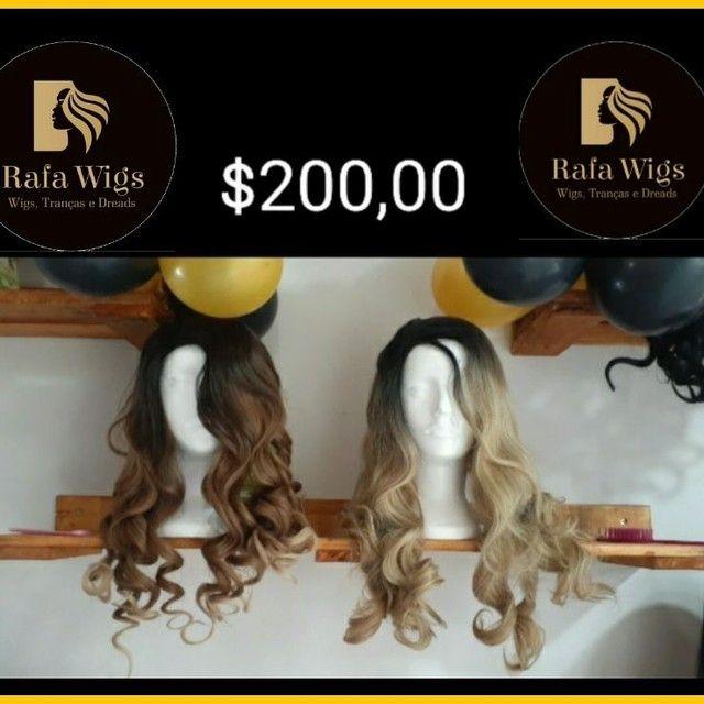 Peruca , lace Wigs  - Foto 4