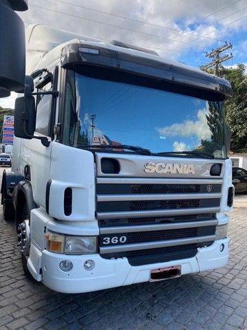 Scania P-360 4X2 2001