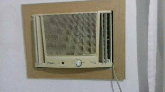Ar condicionado 7,500 BTUs 110 volts,, *