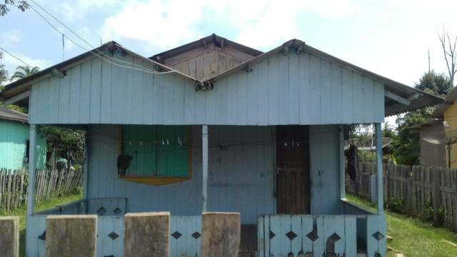 Vendo uma casa em Xapuri