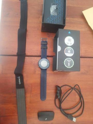 Relogio GPS Garmin 620 fourerunner!! Conservado 100%