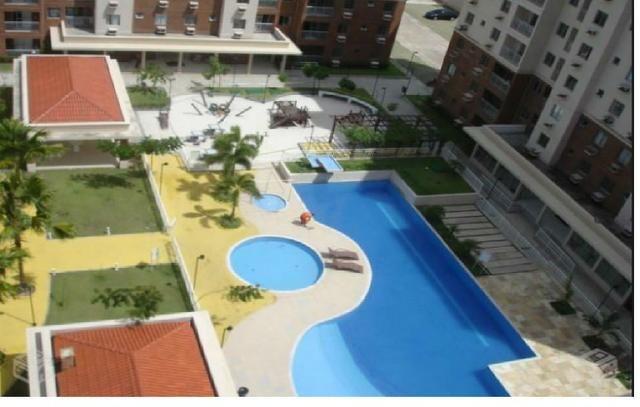 Vendo Excelente Apartamento, Res. Eco Parque Condomínio Clube Residencial