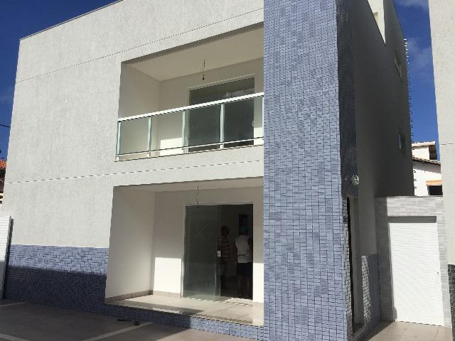 Casa 3/4 120m em condomínio em Jardim Placafor