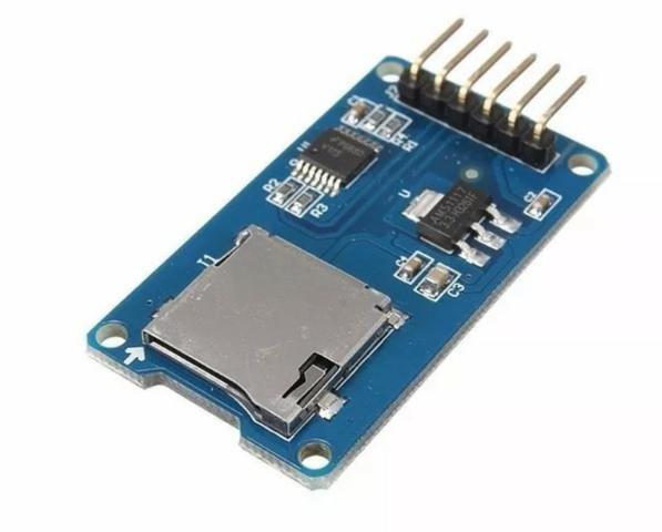 Módulo Micro Sd Micro / Tf Card Adaptado