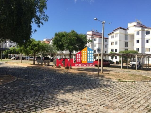 Vende-se apartamento no residencial Jardins do Thermas - KM IMÓVEIS
