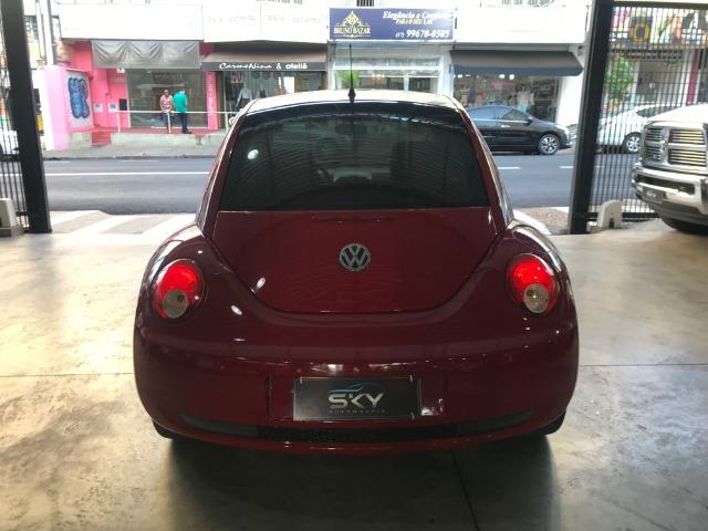 Vw - Volkswagen New Beetle 2.0 Mec. 2009 Raridade - Foto 4