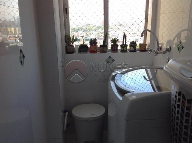 Apartamento à venda com 3 dormitórios em Km 18, Osasco cod:354131 - Foto 16
