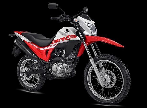 Honda Nxr 160 bros pronta entrega