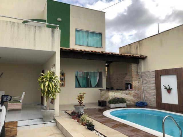 Casa com 3 dormitórios à venda, 143 m² por r$ 349.900 - parque das nações - parnamirim/rn - Foto 10