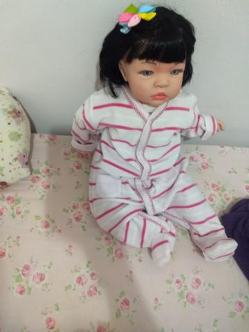 029afff6b Boneca que parece bebê de verdade - Artigos infantis - Jardim Alto ...