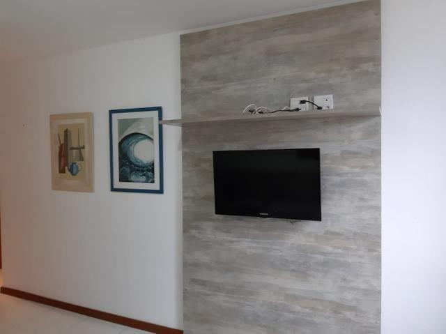 Apartamento 2 suítes Aquarius porteira fechada - Foto 8