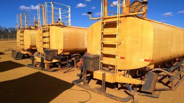 Tanque pipa, marca Impacto, capacidade 20.000 litros, com proteção de epóxi, ano 2014 - Foto 3