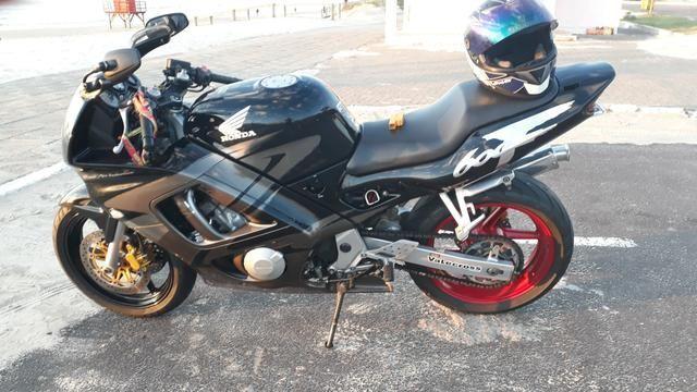 Vendo Cbr 600 1998 Motos Osório Rio Grande Do Sul 603689166 Olx