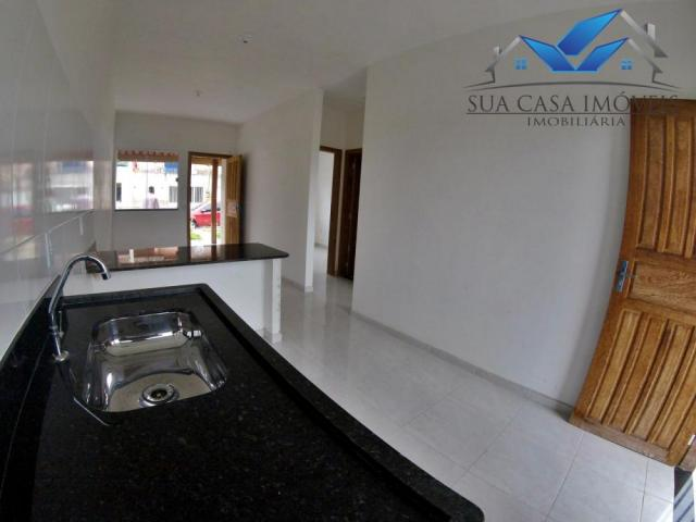Casa à venda com 2 dormitórios em Residencial centro da serra, Serra cod:CA85V - Foto 4