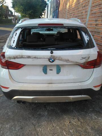 Sucata BMW X1 Retirada de Peças - Foto 5