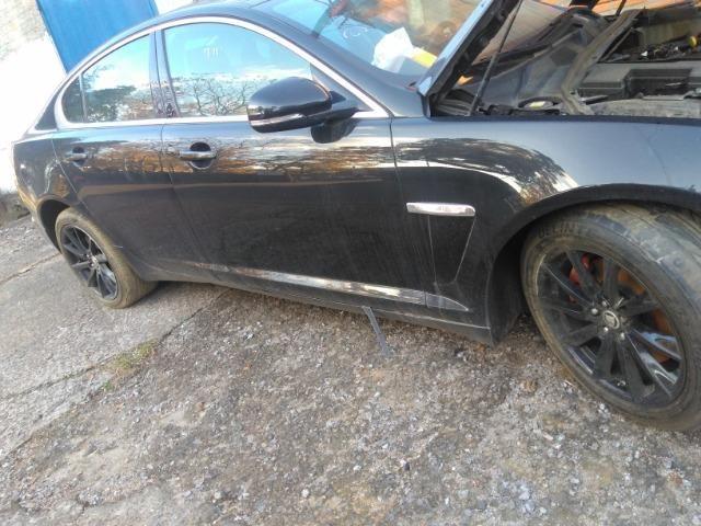 Sucata Jaguar XF 2013 retirada de peças