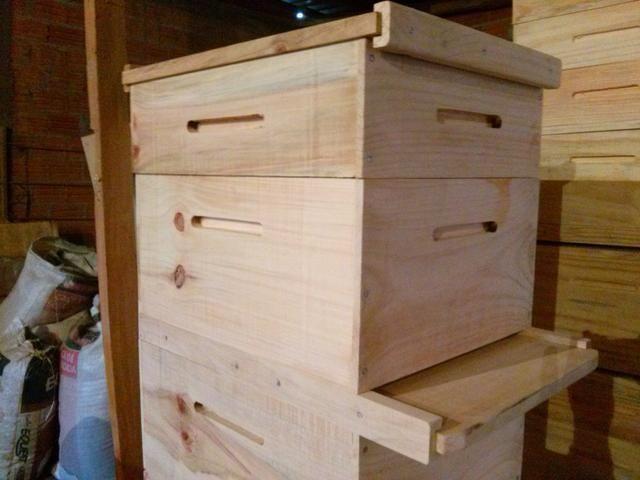 Caixas para abelhas Europa