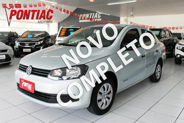 Volkswagen Novo Voyage 1.6 City 2013