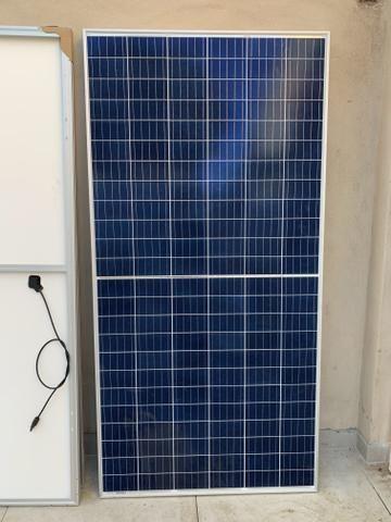 Placa Painel Solar Fotovoltaico Canadian CS3U-340P 340W