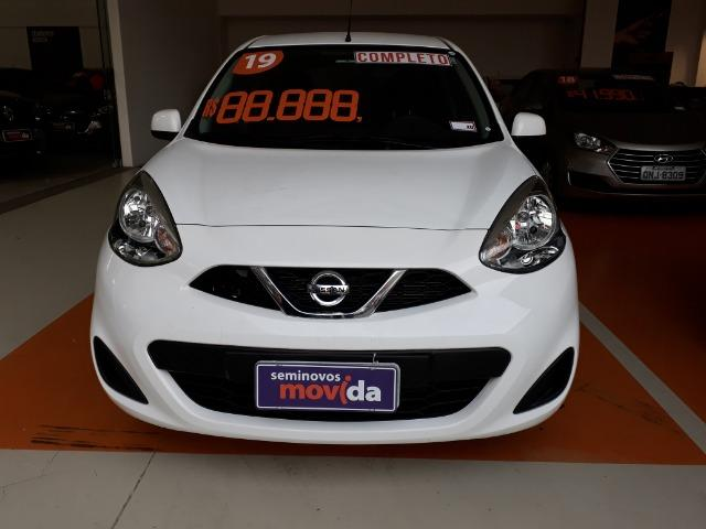 Nissan March S 1.0 - Foto 3