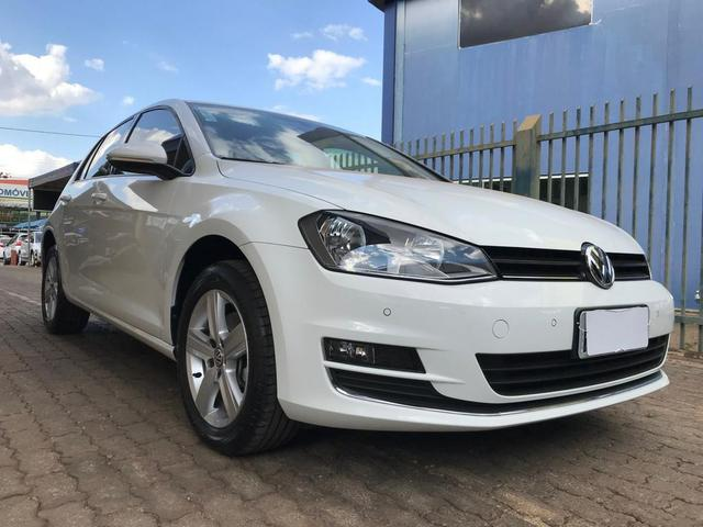 Volkswagen Golf 2017, Highline TSI 1.4 Turbo, 11.000 km impecável, aceita troca